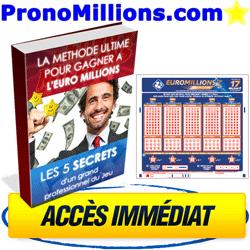 PRONOMILLIONS : Mieux Jouer (EuroMillions et Loto)