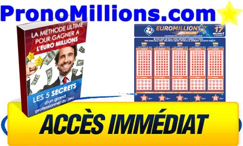 Pronostics, Tirage et Gains Euro Millions