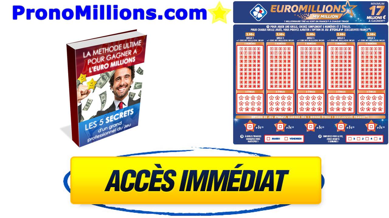 Resultat Euromillion Grille Des Gains Rsultat